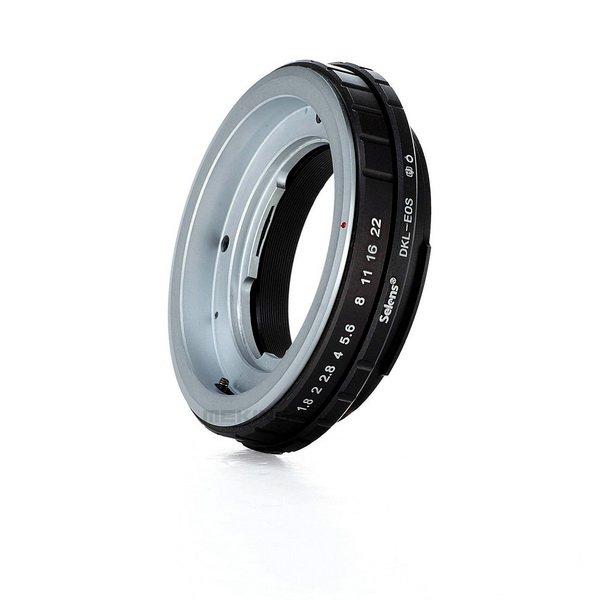 Adapter Voigtlander Retina DKL - Canon EOS