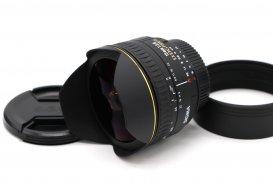 Sigma AF 15mm f/2.8 EX DG FISHEYE Nikon AF в упаковке