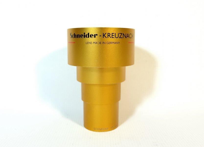 Schneider 57.5mm f/2 Super-Cinelux