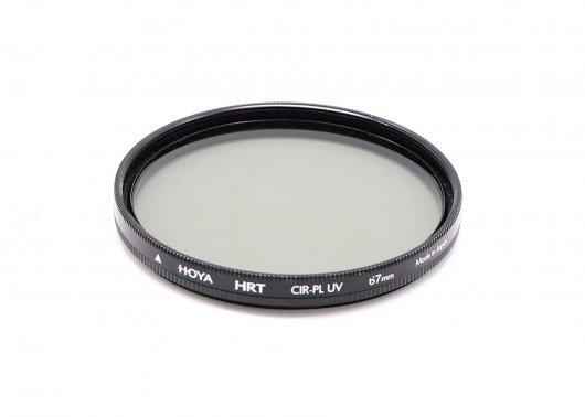 Светофильтр Hoya 67mm HRT CIR-PL UV