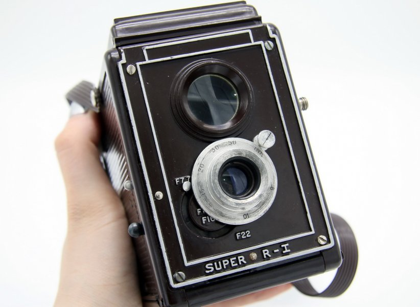 Редкий Spartus super R-I (USA, 1960)