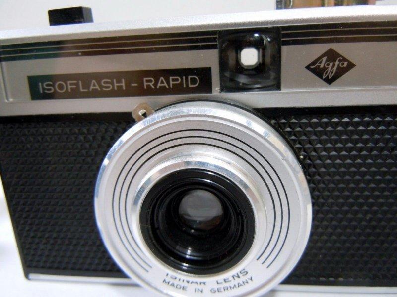 Agfa Isoflash-rapid (Germany)