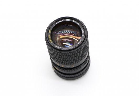 Osawa 35-105mm f/3.5-4.5 Macro MC