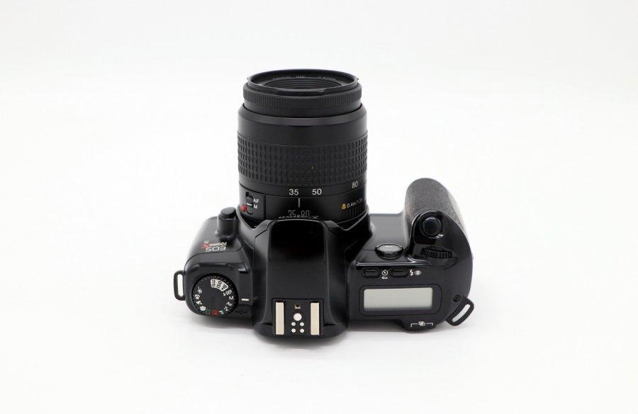 Canon EOS rebel X / S body