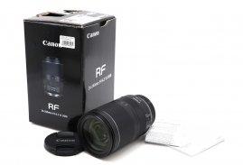 Canon RF 24-240mm f/4-6.3 IS USM в упаковке
