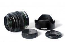 Pentax - DA SMC 18-55mm f/3.5-5.6 AL II