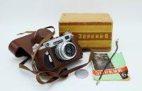 Зоркий 6 в упаковке (СССР, 1960)