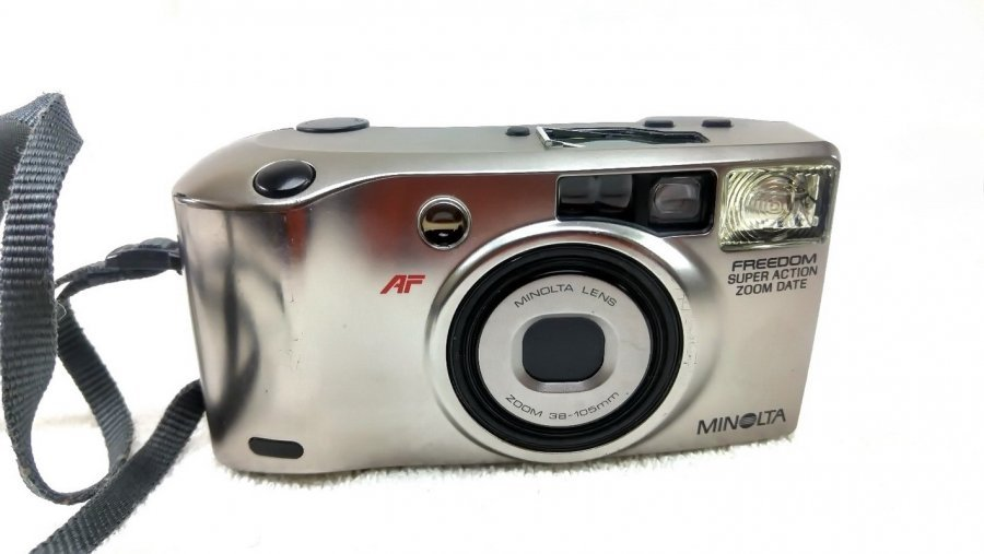 Minolta Freedom Super action (Japan)