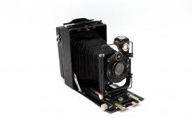 Фотокор N 1 с объективом Voigtlander Anastigmat Skopar 4.5/13.5cm