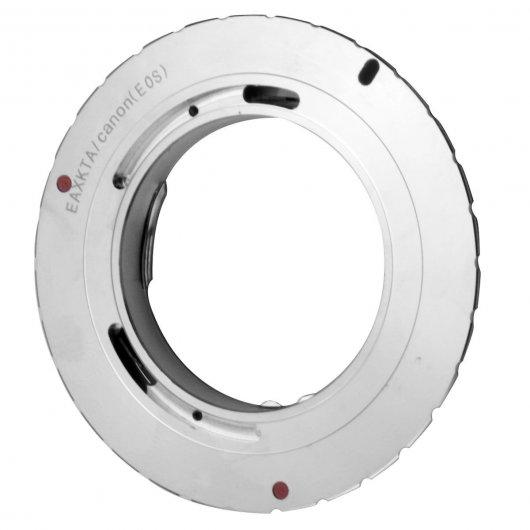 Adapter Exakta - Canon EF / EOS