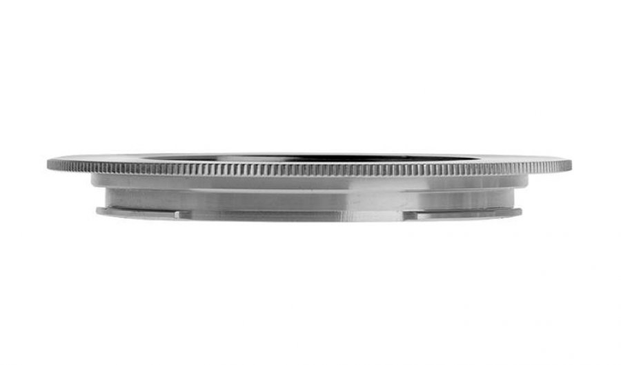 Adapter M42 - Canon EOS silver