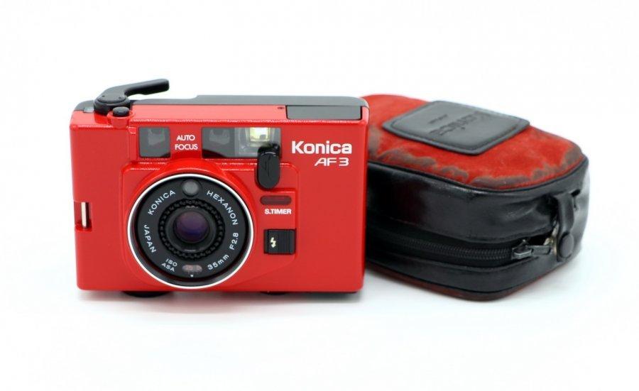 Konica AF 3 (Japan, 1984)
