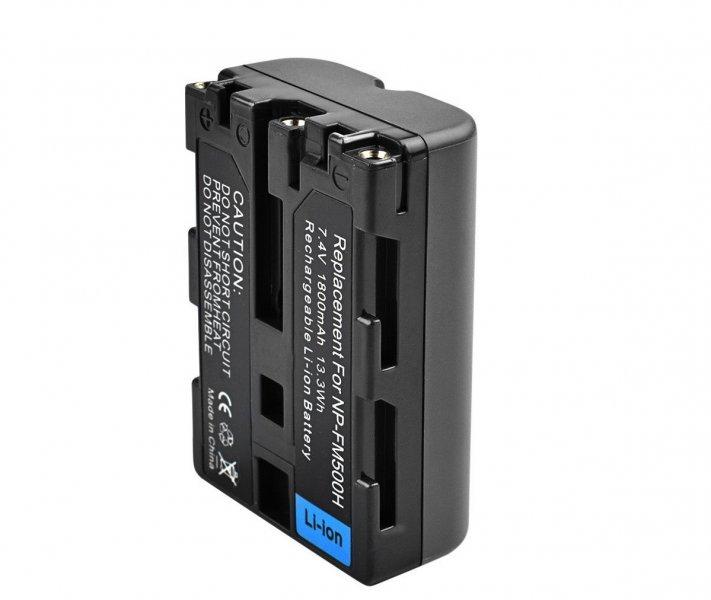 Аккумулятор для Sony NP-FM500H