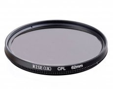 Светофильтр CPL Polarizing 62mm