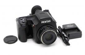 Pentax 645D + Pentax-FA 645 2,8/75mm (пробег 7К кадров)