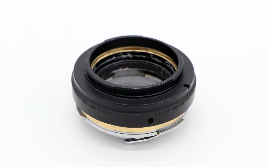 Adapter Contax RF / Киев - Fujifilm X