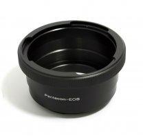 Адаптер Киев 6 / 60 / Pentacon 6 Six - Canon EOS