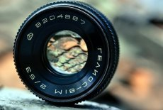 Гелиос 81М f2/53mm для Nikon
