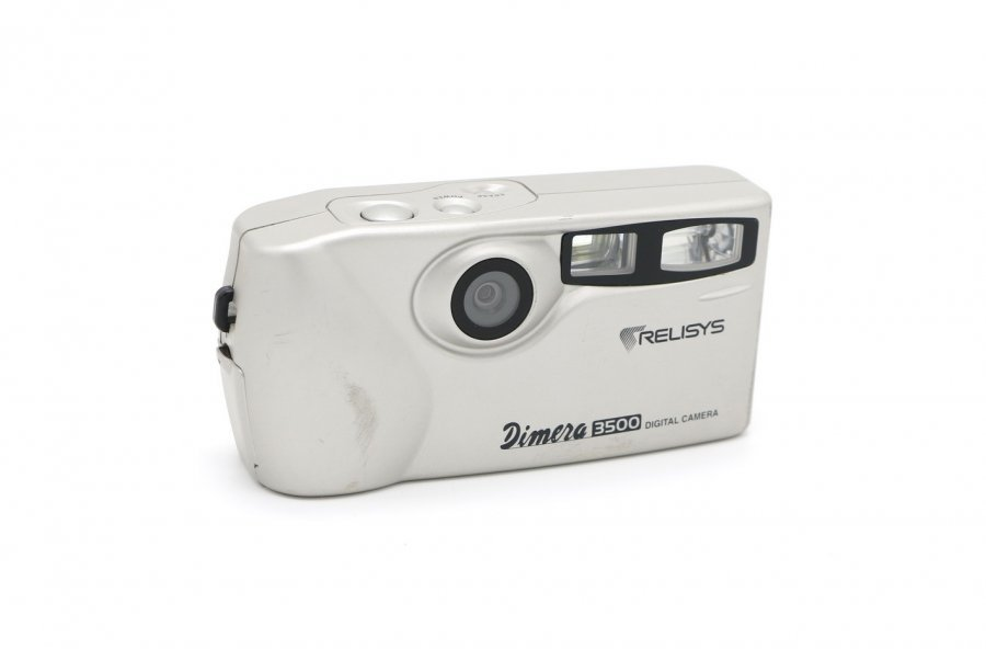 Relisys Dimera 3500 0.4MP Digital Camera