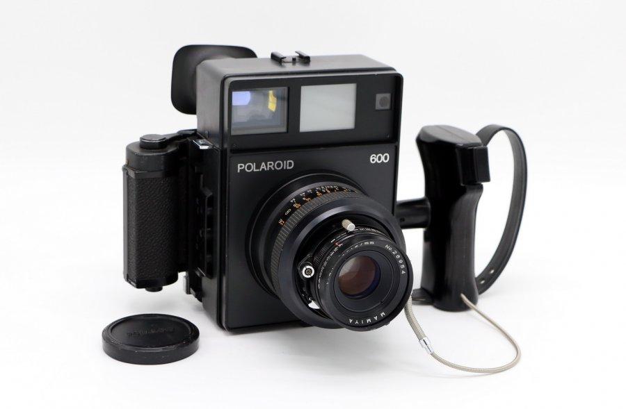 Polaroid 600 Mamiya (USA, 1992)