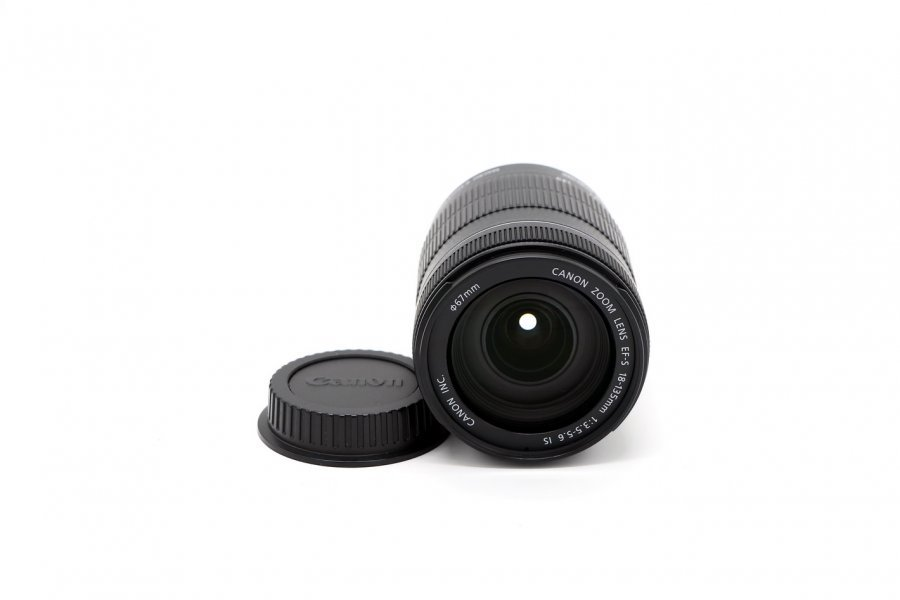 Canon EF-S 18-135mm 3.5-5.6 IS new