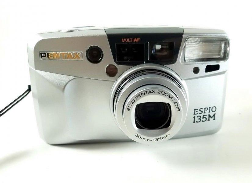 Pentax Espio 135M (Japan, 2002)