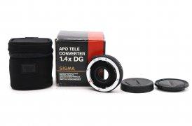 Телеконвертер Sigma APO TELE CONVERTER 1.4x EX DG Canon AF