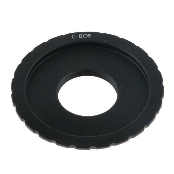 Adapter M16 (C mount) - Canon EOS