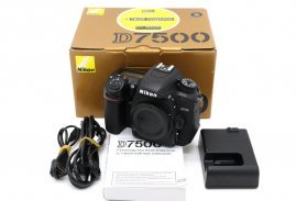 Nikon D7500 body в упаковке (пробег 32К)
