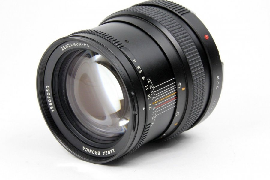 Zenza Bronica Zenzanon-PG 4/150mm