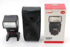 Фотовспышка Canon Speedlite 420EX новая