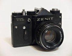 Зенит ТТЛ kit (СССР, 1980)