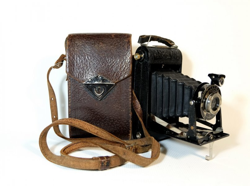 Kodak Junior 620 (Germany, 1934)