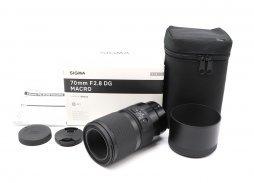 Sigma AF 70mm f/2.8 DG Macro Art Sony E