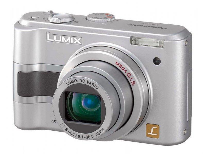 Panasonic Lumix DMC-LZ3 (Japan, 2005)