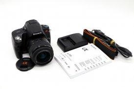 Sony A390 kit (пробег 10K кадров)