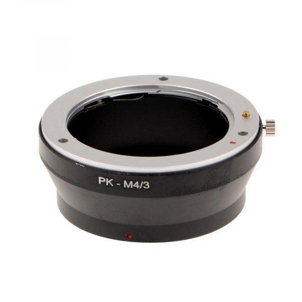 Adapter Pentax K - Micro 4/3