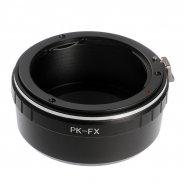 Adapter Pentax K - Fujifilm FX