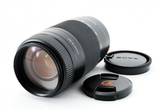 Sony 75-300mm f/4.5-5.6 (SAL75300)