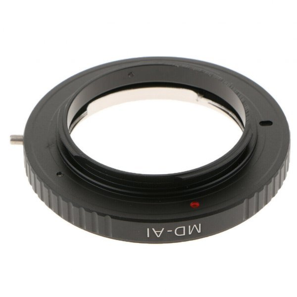 Adapter Minolta MD - Nikon F