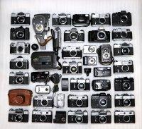 Фотоаппараты (18 штук) и принадлежности №1