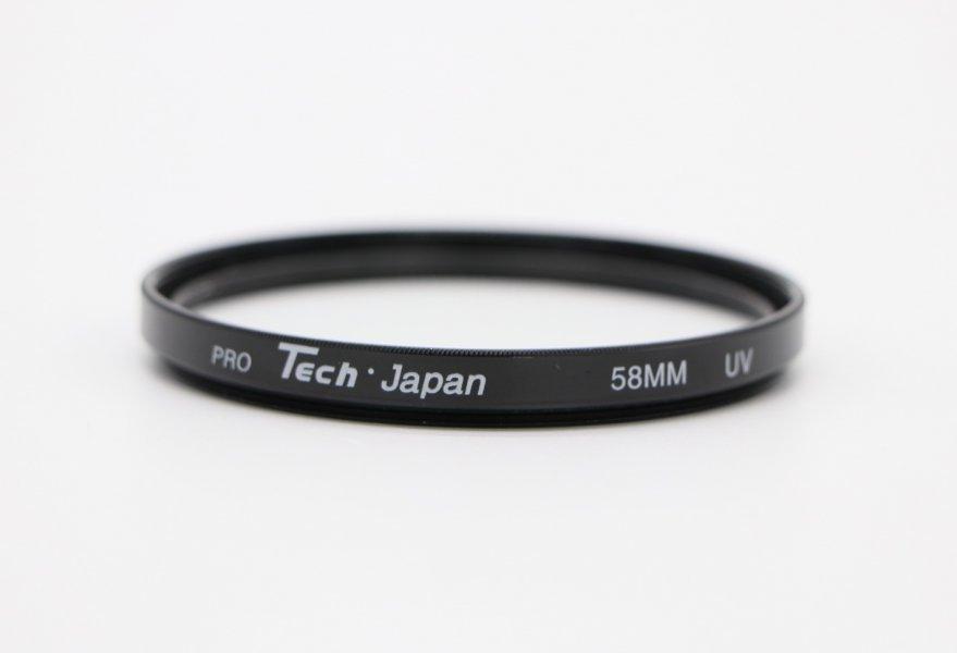 Светофильтр Pro Tech Japan 58mm UV