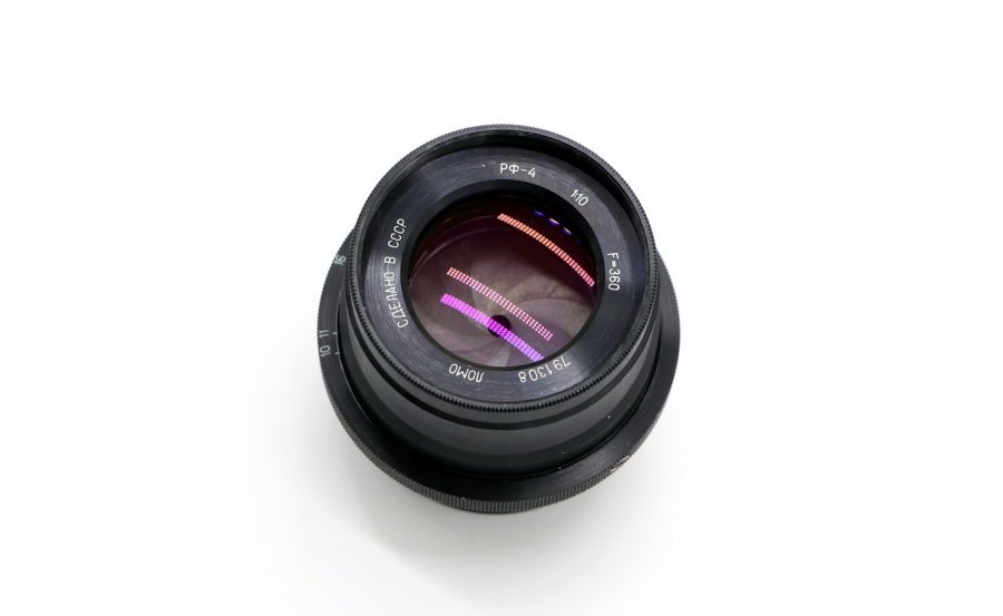 РФ-4 10/360mm ЛОМО
