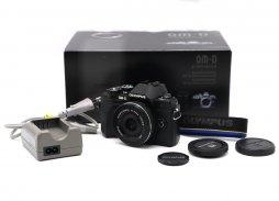 Olympus OM-D E-M10 Mark III body black в упаковке