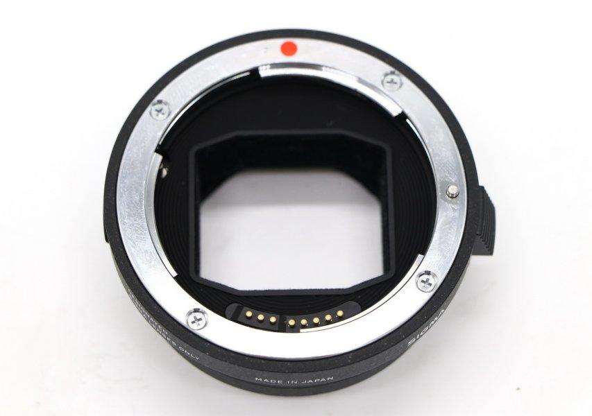 Adapter Canon EF - Sony E (Sigma MC-11)
