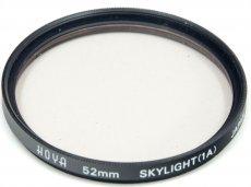 Светофильтр Hoya 52mm Skylight (1A) Japan