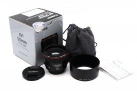 Canon EF 50mm f/1.2L USM новый