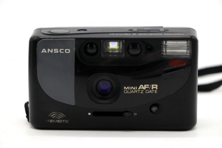 Ansco mini AF/R Quartz Date