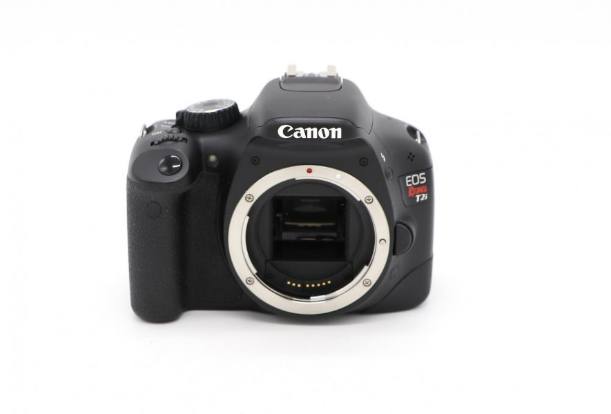 Canon EOS Rebel T2i body