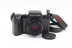 Pentax SF7 + Pentax-A SMC 2/50